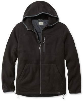 L.L. Bean L.L.Bean Sweater Fleece, PrimaLoft Full-Zip Hooded Jacket