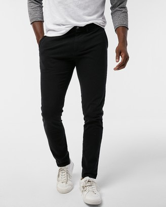 Express Super Skinny Stretch+ Chino