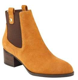 Tommy Hilfiger Roxy Suede Booties