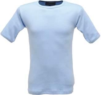 Regatta Mens Thermal Underwear Short Sleeve Vest / T-Shirt (XXL)
