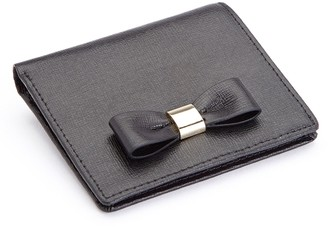 Royce Leather Royce New York Leather RFID Mini Bow Wallet