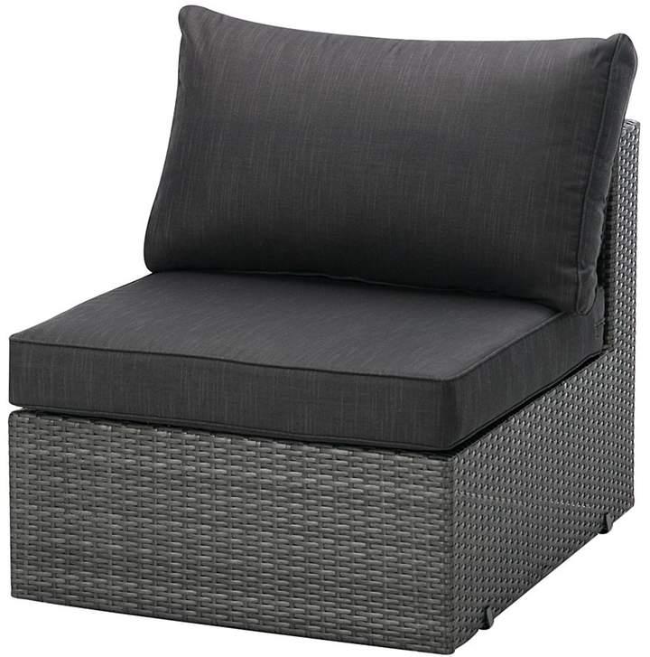 Best Freizeitmöbel Mittelelement Lounge Aruba (inkl. Sitz- und Rückenpolster)