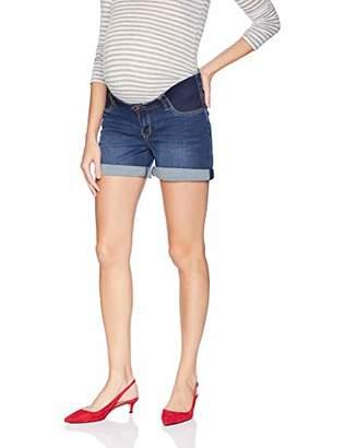 Ripe Maternity Women's Maternity Isla Denim Shorts