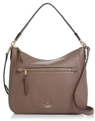 Kate Spade Jackson Street Quincy Large Leather Shoulder Bag