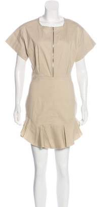 Etoile Isabel Marant Linen-Blend Dress