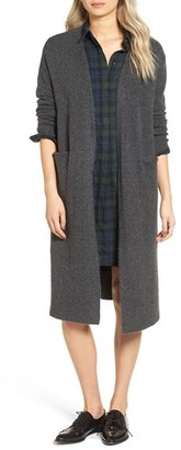 Women's Madewell Long Cardigan $128 thestylecure.com