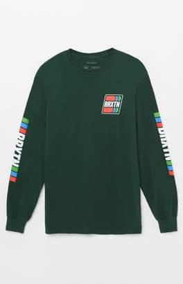 Brixton Omar Long Sleeve T-Shirt