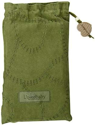 L'ovedbaby 4-in-1 Nursing Shawl Keen Green by