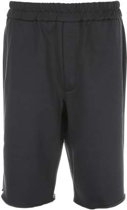 Jil Sander Fleece Bermuda Shorts