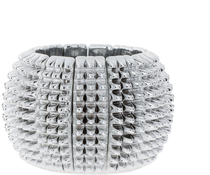 ASOS Chunky Spikes Stretch Bangle