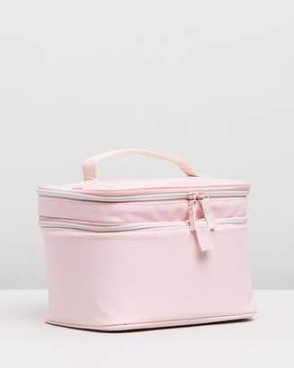 Dual Zip Vacay Cosmetic Case