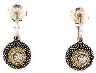 Lagos Diamond Drop Earrings