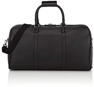 Serapian Men's Boston Evolution Leather Duffel Bag