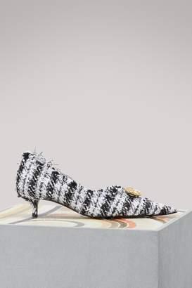 Balenciaga Knife tweed pumps