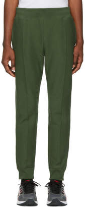 Champion Reverse Weave Green Cuffed Jogger Lounge Pants