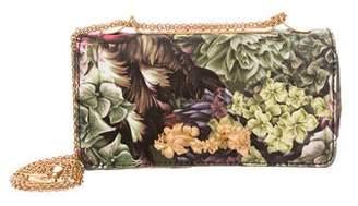 Valentino Mixed-Media Shoulder Bag