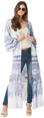 Hale Bob Arden Maxi Kimono