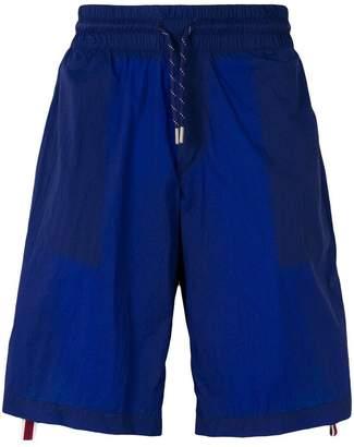 Nycole side stripe shorts
