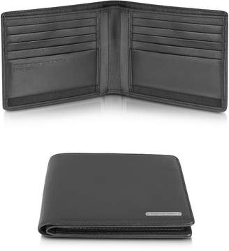 44f2f169c70783 Porsche Design Cl 2.0 - Black Genuine Leather Billfold
