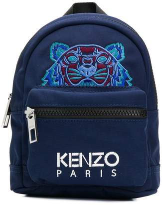 Kenzo small Tiger Canvas backpack