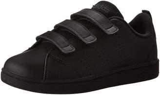 adidas Infant VS Advantage Clean CMF Crib Shoes, Core Black/Core Black/Onyx