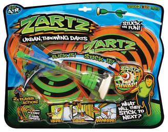 D+art's Zartz Urban Throwing Darts Fun Pack