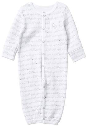 Baby Starters Stars Convertible Gown (Baby Boys)