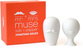 Jonathan Adler Mr. & Mrs. Muse Salt & Pepper Set
