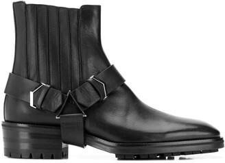 Jimmy Choo Lokk Vacchetta boots