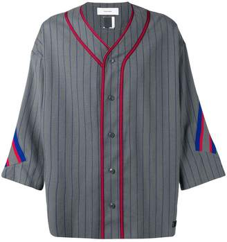Facetasm Rib Baseball shirt