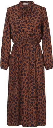 Casadei LUCA Knee-length dresses - Item 34980377NR