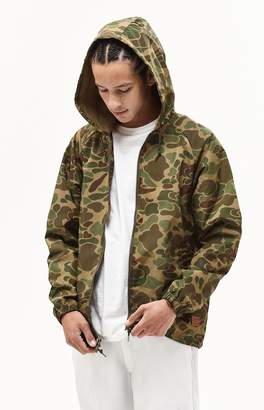 Brixton Claxton Hooded Zip Jacket