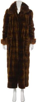Giuliana Teso Sheared Fur Coat