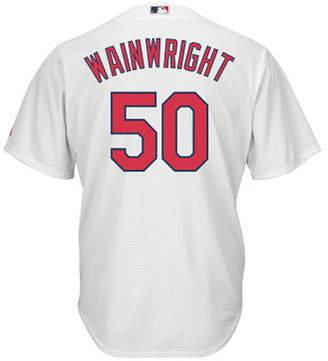 Majestic Kids' Adam Wainwright St. Louis Cardinals Replica Jersey, Big Boys (8-20)