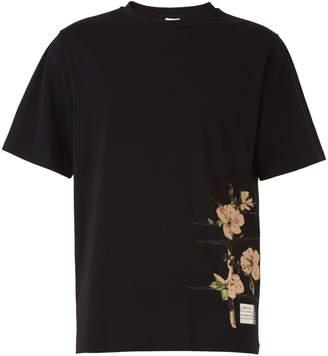 Loewe Botanical-Print Cotton T-Shirt