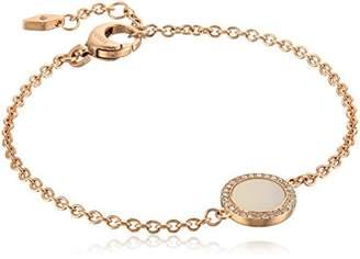 Fossil Classic Glitz Chain Bracelet