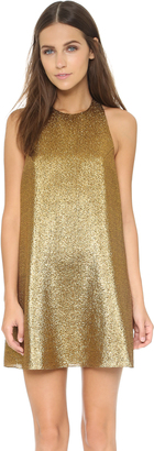 alice + olivia Harrison Flared Dress $330 thestylecure.com