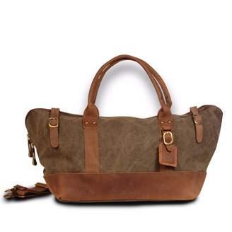 EAZO - Canvas Ladies Weekend Bag in Green