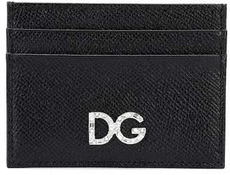Dolce & Gabbana (ドルチェ & ガッバーナ) - Dolce & Gabbana Leather card holder