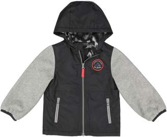 Carter's Boys 4-7 Lined Hooded Midweight Jacket