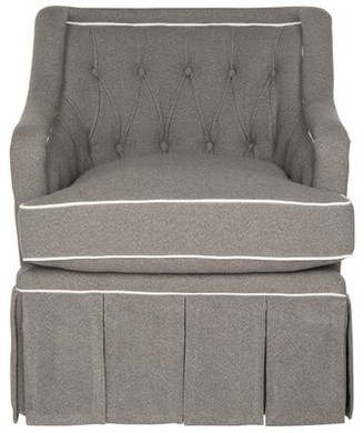 Darby Home Co Knepper Swivel Armchair Darby Home Co