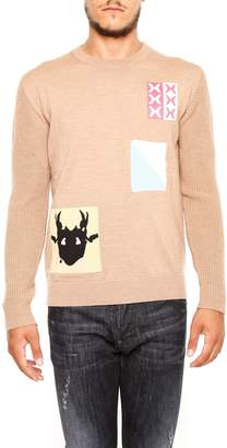 J.W.Anderson Pullover With Patches