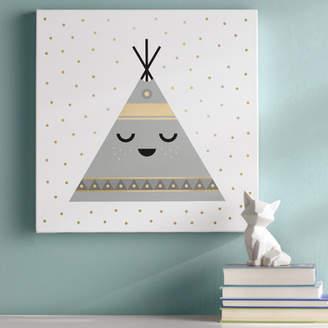 Viv + Rae Colbie Little Teepee Canvas Art