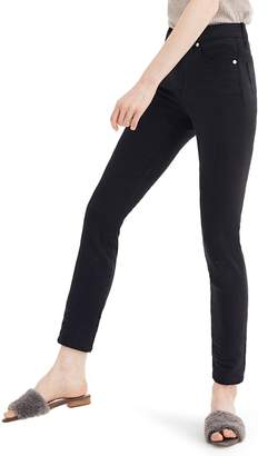 Madewell 9-Inch High Waist Ankle Skinny Jeans: Tencel(R) Edition