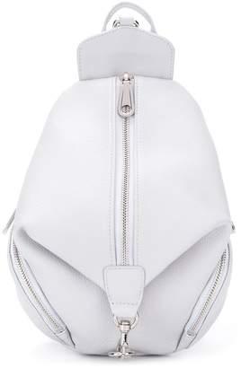 Rebecca Minkoff convertible mini Julian pebble backpack