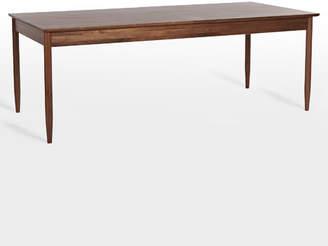 Rejuvenation Shaw Walnut Extendable Table