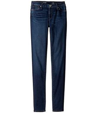 AG Adriano Goldschmied Kids Super Skinny Jeans in Imperial Blue (Big Kids)