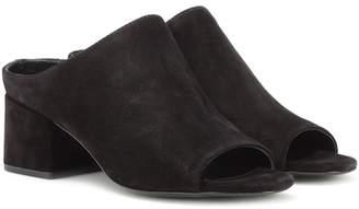 3.1 Phillip Lim Cube suede sandals