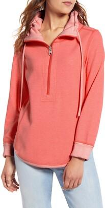 Tommy Bahama Sun Fade Half Zip Pullover