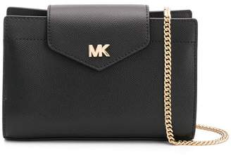 MICHAEL Michael Kors logo cross body bag medium